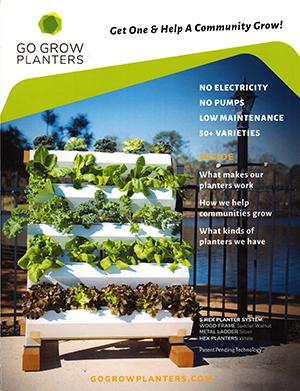 Go Grow Planters