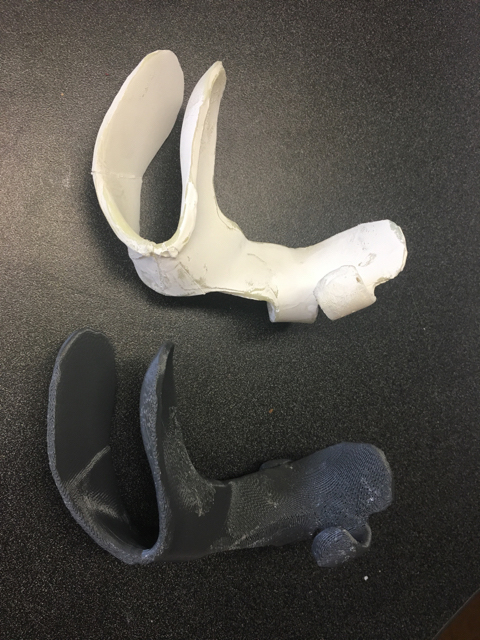 PartWorks Combining 3D Printing with Urethane Casting